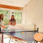 Ping-pong au village de gîtes L'Oliveraie - Gard