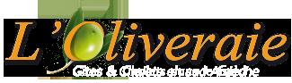 Gites et Chambres d'hôtes l'Oliveraie Logo
